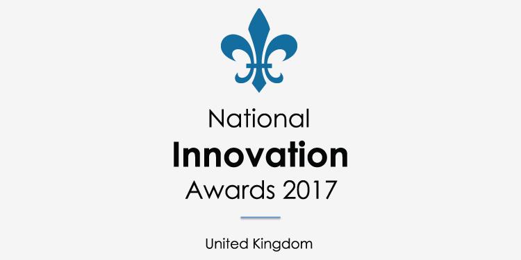 UK National Innovation Awards 2017 Finalist